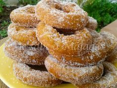 Me sabe a Málaga: Rosquillos de naranja