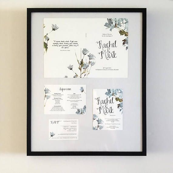 The 25 best wedding invitations australia ideas on pinterest hand lettered watercolour wedding invitation set on luxury card save the dates wedding invitations uk wedding invitations australia stopboris Images
