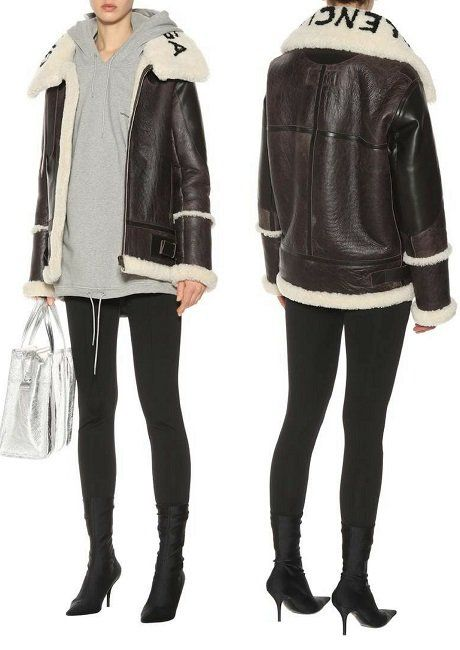 1605403cc43b2 Our Favorite Best-selling Balenciaga Jackets   Coats for Women in ...