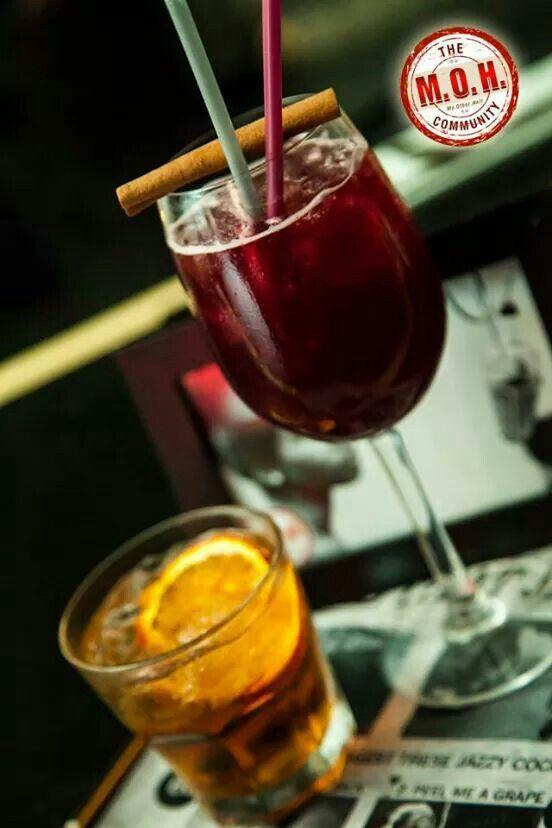 Jazzy Cocktails!