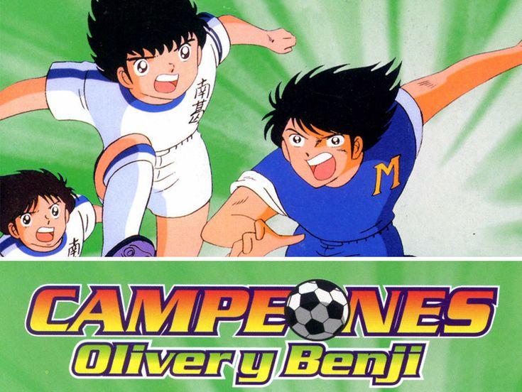 Anime y Manga Revista Online de Noticias y Actualidad [Mision Tokyo] | Archivo por Tag | Campeones: Oliver y Benji