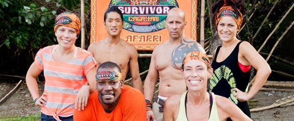 Survivor Cagayan Brawn Tribe: Get to Know the Castaways - Survivor - CBS.com