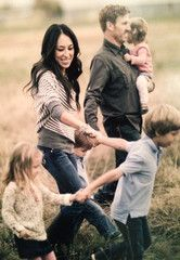 The Magnolia Mom - Joanna Gaines