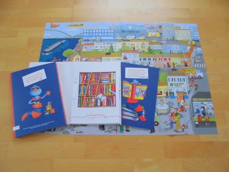materialwiese: KOSTENLOS: Werbung entdecken und (be-)greifen für die Grundschule