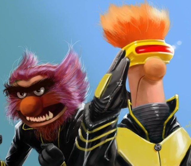 21 Best Muppet Love Images On Pinterest: 21 Best CROSSOVER Muppets Images On Pinterest