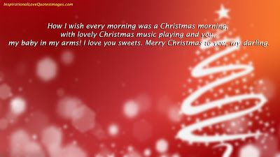 How I wish every morning was a Christmas morning, with lovely Christmas music…