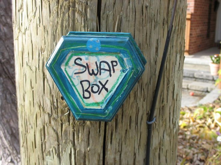 Primrose Street Swap Box