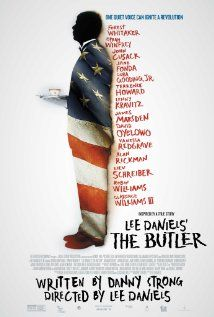 The Butler (2013). I'm on the fence about seeing this movie, but look at the cast list! Liev Schriber, Robin Williams, Alan Rickman, Jane Fonda, Vanessa Redgrave, Terrance Howard, Lenny Kravitz, Cuba Gooding Jr, oh my!