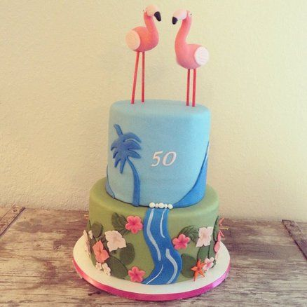Cake Decorating Central Northmead : 29 best images about Flamingo Cakes on Pinterest ...