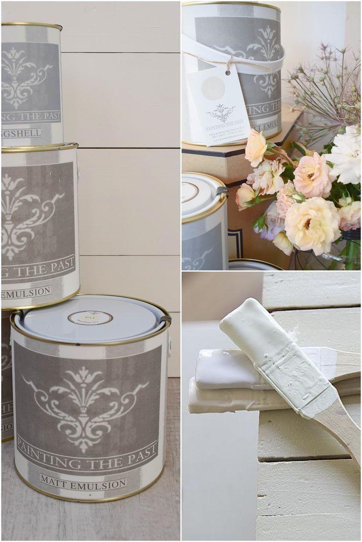 streichen mit kreidefarbe von painting the past wandfarbe m belfarbe ideen f r w nde m bel. Black Bedroom Furniture Sets. Home Design Ideas
