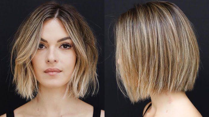 23++ Coupe de cheveux pour femme des idees