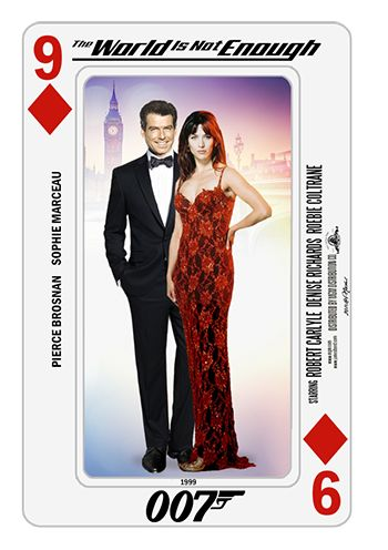 Bond Cards series collage by PMitchell