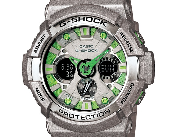 Casio G Shock GA 200SH Watch   Spring 2013
