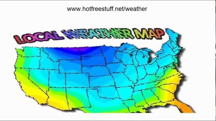 Local Weather Map