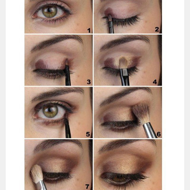 One of my favorite techniques! Matte on the sides and shimmery shadow blended in middle! #makeup #makeupeye #makeupday #makeuplove #makeuplover #makeuplook #makeupobsessed #makeupobsession #beauty #naturalmakeup #natural #naturallook #naturaleye #makeupsteps #makeupstepbystep #makeupguide by backtomakeupbasics