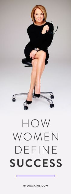 A great roundup of how these successful women define success