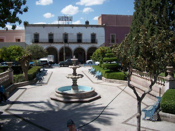 la plaza tlaltenango zac mexico
