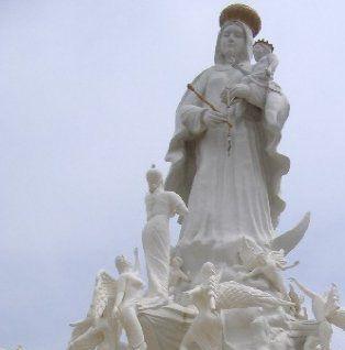 Monumento de la Chinita, Maracaibo Edo. Zulia