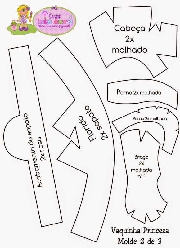 Patrones fofuchas - Como hacer fofuchas