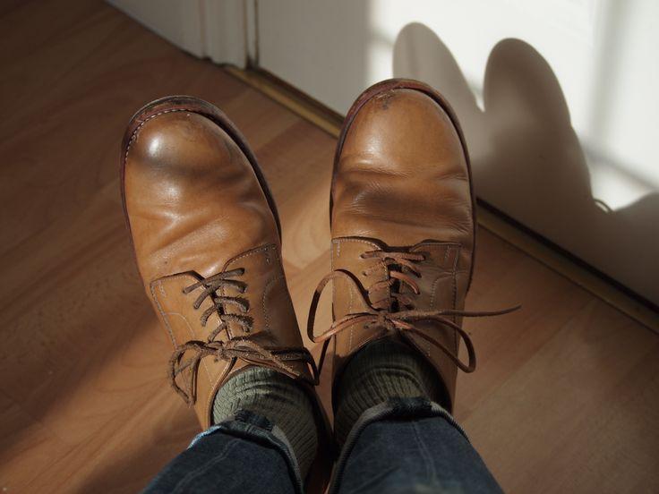 Leather Shoes, Christian Peau