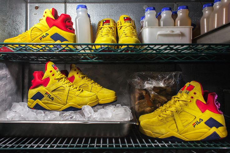 "BaoHaus x FILA The Cage ""Bao Beach"""