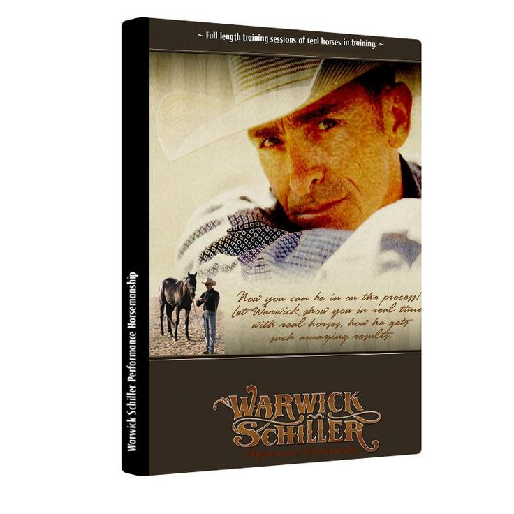 Basic Body Control in the Saddle DVD Warwick Schiller
