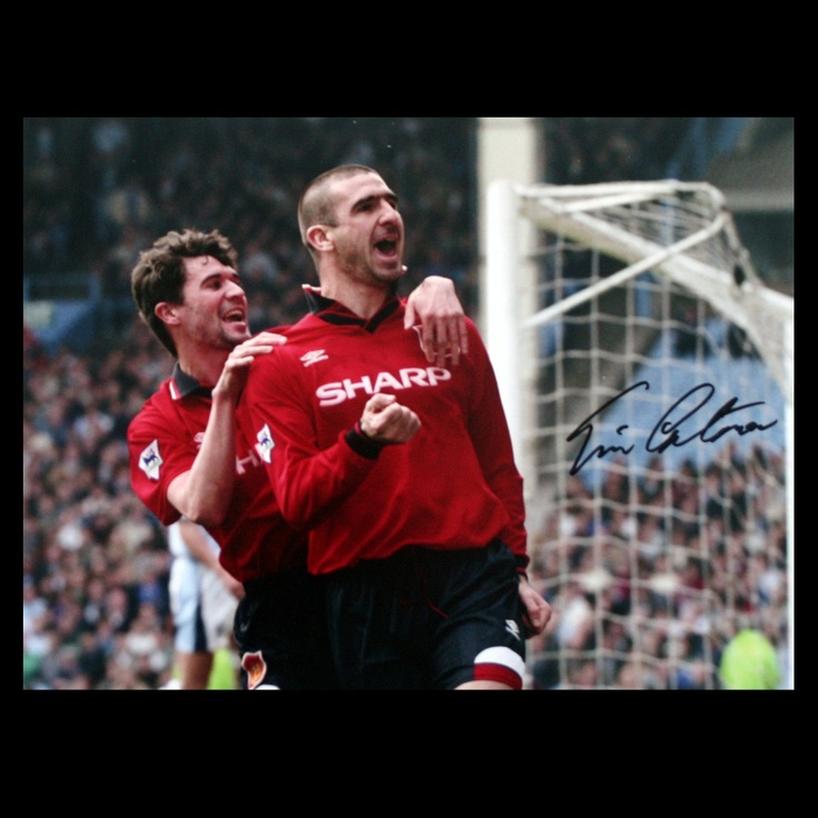 17 Best Images About Eric Cantona On Pinterest