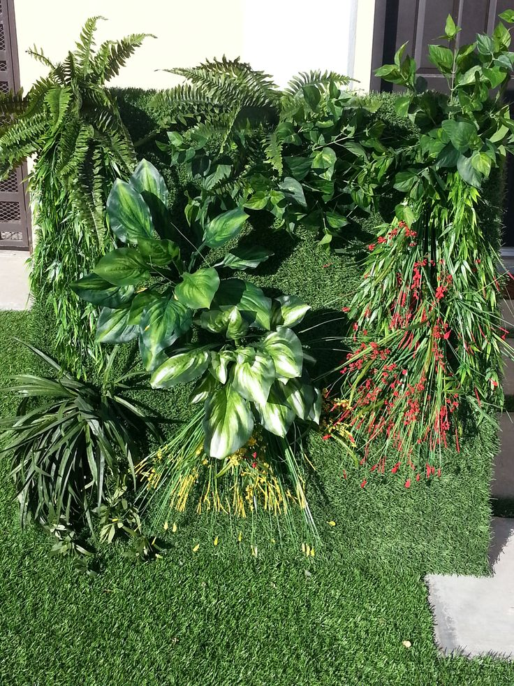 17 best images about plantas artificiales on pinterest for Plantas artificiales