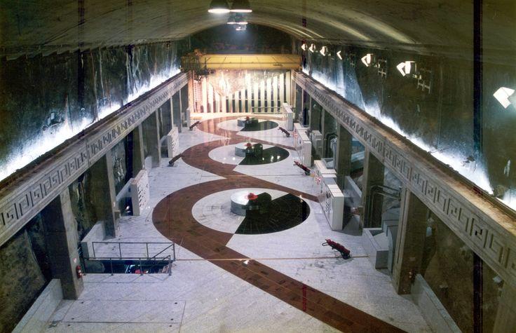 Hidroelectricas Niquía y Tasajera - Construcción de los concretos secundarios las casas de máquinas. Año de construcción: 1993 Ciudad: Barbosa - Bello, Antioquia, Colombia. Cliente: Empresas Públicas de Medellín