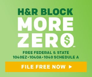 File your Taxes FREE! Free federal and state filing at H&R Block - http://freebiefresh.com/file-your-taxes-free-free-federal-and-state-filing-at-hr-block/