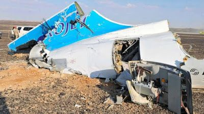 The Metrojet aviation disaster left 224 Russians dead; this is indeed a tragedy of epic proportions that is not just limited to the Russian nation - this a tragic loss of human life that transcends political and national boundaries.