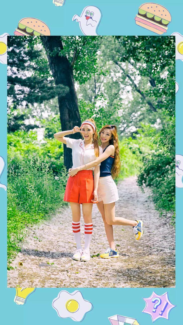 Nahyun & Sumin