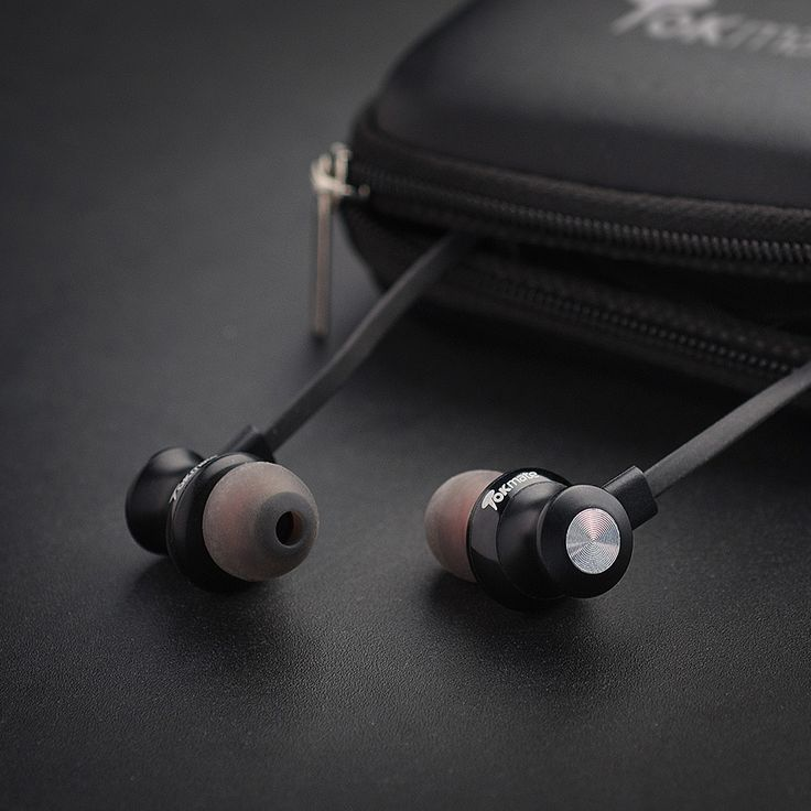 Tokmate S980hi in-ear Earbud Earphones Clear Sound Ergonomic Comfort-Fit F iPhone 6 6plus 5s Samsung Galaxy S5 S6 edge Note 4