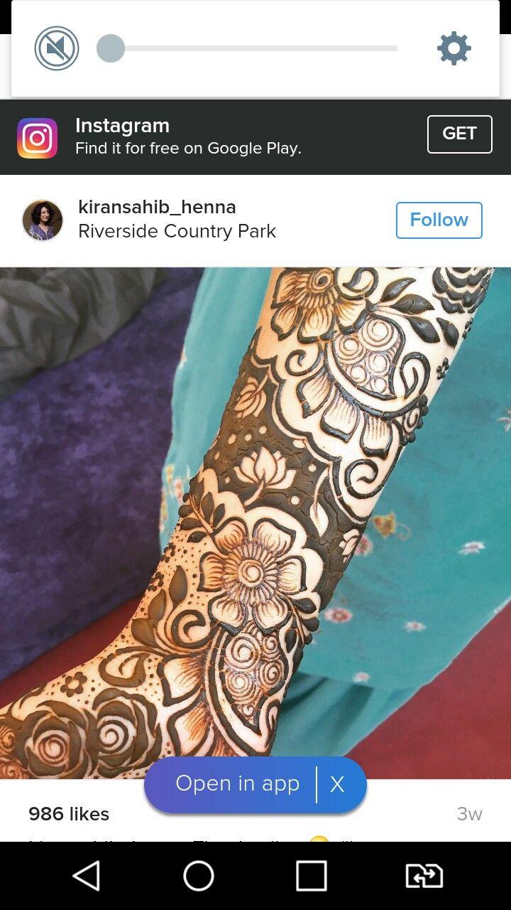 Kiran sahib great mehendi artist