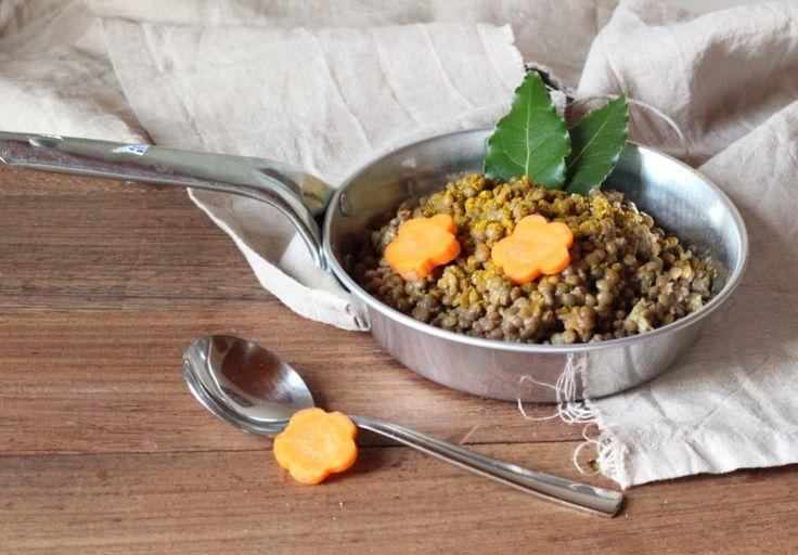 Lenticchie al curry e latte di cocco | Il Pomodorino Confit
