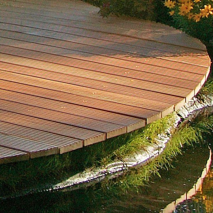 Lame de terrasse, Lame terrasse bois et Lame de terrasse bois ~ Meilleur Bois Pour Terrasse