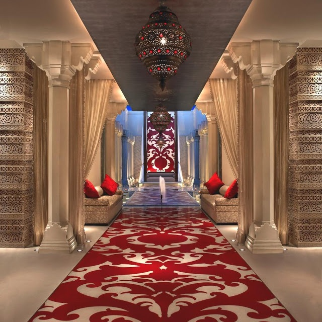 Luxury ITC Mughal's Kaya Kalp – The Royal Spa, India ~ HouseVariety