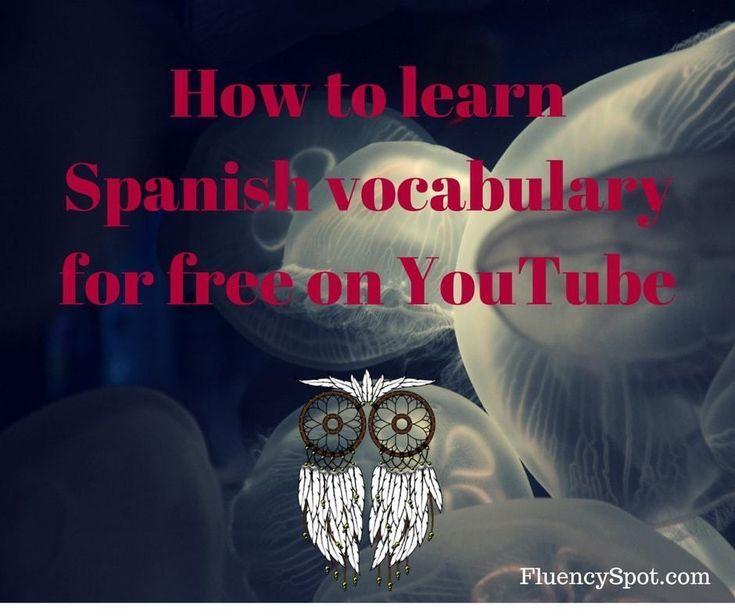 how to speak spanish online free