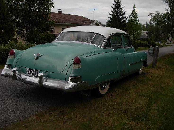 So sweet... Cadillac Fleetwood 1951
