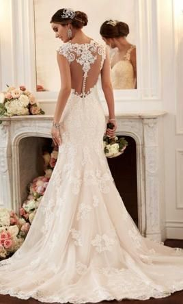 Stella York 6146 12: buy this dress for a fraction of the salon price on PreOwne…