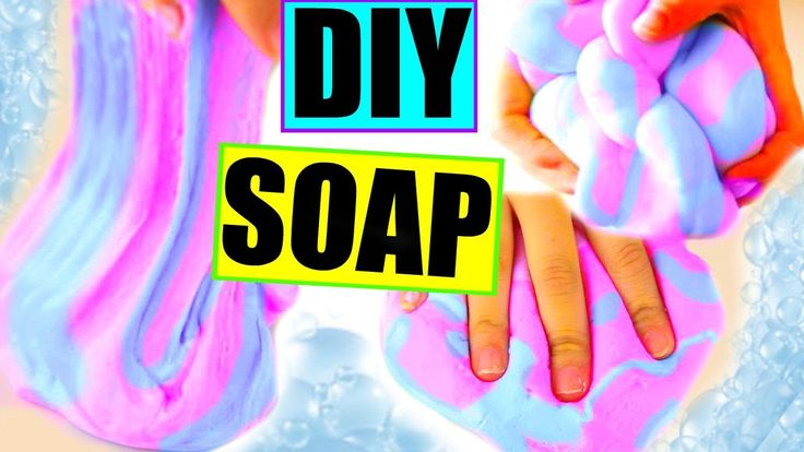 Hey everyone! Today I'm going to show you how to make flubber/dough/slime soap! I originally wanted to make a clay soap texture but I came out with this and ...