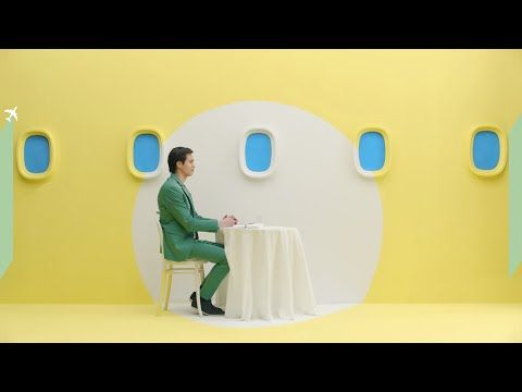 Air France Latest Campaign Promotes Carrier's Qualities With Familiar Quirky Style | TheDesignAir