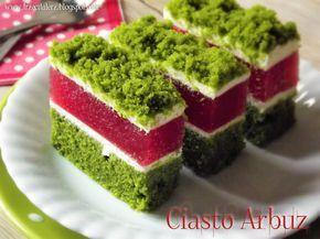 Ciasto Arbuz