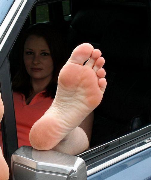Mature Sexy Women Feet 34