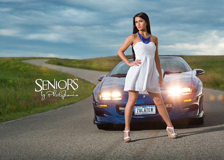 Car Senior Picture Ideas
