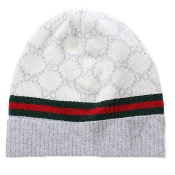 Мода белая шапка гуччи