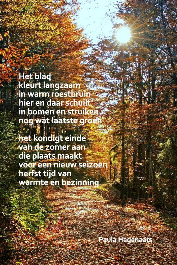 Citaten Over De Herfst : Best geurende gedichten en spreuken images on