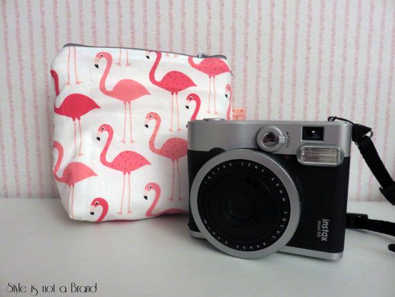 Custodia per macchina fotografica (polaroid Instax mini) Zipper Camera Case for instax mini