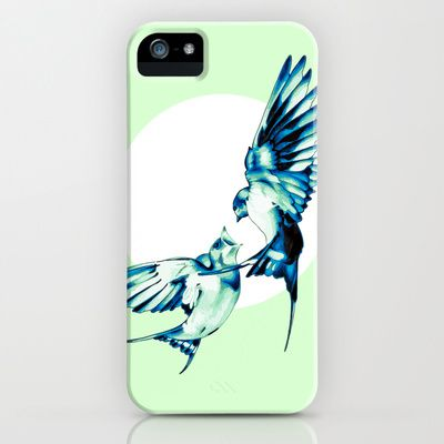 Birds iPhone & iPod Case by Nuam - $35.00  ☀ ☀ ☀    #Bird, #Vector, #Swallow, #Spring, #Nature, #Birds, #Animal, #Animals, #Illustration, #Love, #Family, #Trust, #Feed, #Food, #Hipster, #Swallows, #Care, #Fly, #Spring, #Wings, #TwoBirds, #Romantic, #Bohemian, #Fly, #Flying #FlyingBird, #FlyingBirds #Decorative #homedecor