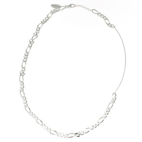 Rebekka Rebekka, Lilly Necklace, halskæde, sølv